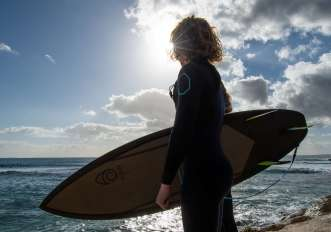 Alterego, le prime tavole da surf compostabili al 95%