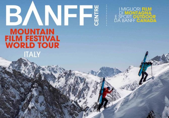 Il Banff Mountain Film Festival 2021 riparte il 14 giugno da Milano