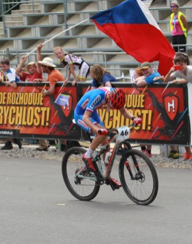 2.7.2016 Nové město na Moravě ČR /Sport/ Mountain bike/ horská kola / mistrovství světa/ foto CPA