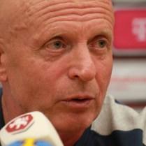 30.8.2016 Praha ČR/ Sport/ fotbal/ reprezentace/ Karel Jarolim/ Marek Suchy/Šetrle/ foto CPA