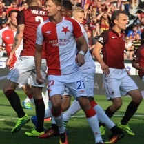 25.9.2016 Praha ČR sport/ fotbal / AC Sparta Praha x SK Slavia Praha / derby/ foto CPA