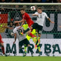 8.10.2016 Hamburg Germany sport/ fotbal/ FIFA World Cup 2018/ Qualifying round / kvalifikace na MS/ FOTO CPA