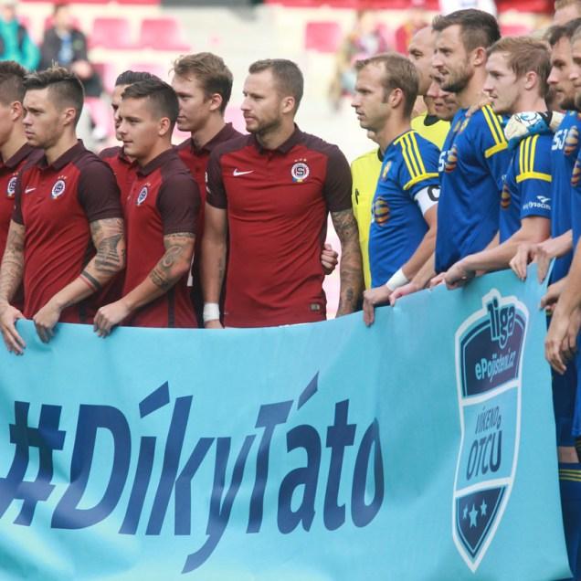 14.10.2016 Praha / CR/sport/ fotbal/AC Sparta Praha x FC Vysočina Jihlava a.s.3:0 foto CPA