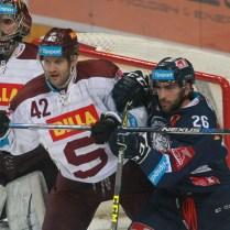 25.10.2016 Praha ČR /sport/ hokej / HC Sparta/ Bilý tygři Liberec/ Foto CPA