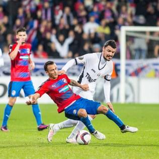 Ve čtvrtek 20. října 2016 se v Plzeňské Doosan Aréně odehrál zápas Evropské fotbalové ligy mezi celky FC Viktoria Plzeň a FC Astra Giurgiu. ROMAN TUROVKSÝ