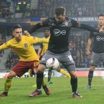 24.11.2016 Praha / ČR/ sport / fotbal / AC Sparta Praha/ Southampton FC / UEFA/ Europa League/ Foto CPA