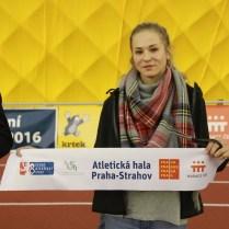 6.12.2016 Praha / ČR / atletika/ sport/atletická přetlaková hala Strahov/ slavnostní otevření pfoto CPA