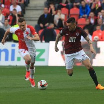 2.4.2017 Praha / Sport/ fotbal/ slavia/ Sparta/ derby foto CPA