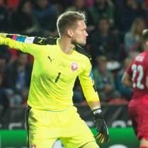 1.9.2017 Praha/ sport/ fotbal/ reprezentace / Cesko/ Nemecko/ kvalifikace na MS v Moskve/1:2 FOTO CPA