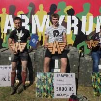 30.9.2017 Praha / sport/ Army Run / FOTO CPA