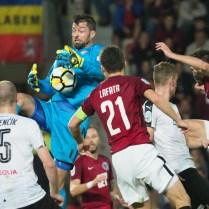 15.10.2017 Praha / sport/ fotbal / AC Sparta / FK Plzen/ 0:1 FOTO CPA