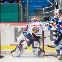 V neděli 19. listopadu 2017 se v plzeňské Home Monitoring Aréně odehrál hokejový zápas 23. kola TipSport Extraligy ledního hokeje mezi celky HC Škoda Plzeň a HC Vítkovice Ridera. ROMAN TUROVSKÝ
