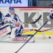 V úterý 21. listopadu 2017 se v plzeňské Home Monitoring Aréně odehrál hokejový zápas 24. kola TipSport Extraligy ledního hokeje mezi celky HC Škoda Plzeň a HC Kometa Brno. ROMAN TUROVSKÝ
