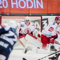 V neděli 3. prosince 2017 se v plzeňské Home Monitoring Aréně odehrál hokejový zápas 28. kola TipSport Extraligy ledního hokeje mezi celky HC Škoda Plzeň a HC Oceláři Třinec. ROMAN TUROVSKÝ
