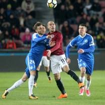 18.2.2018 Praha / sport / fotbal / AC Sparta/ FC Liberec/. FOTO CPA