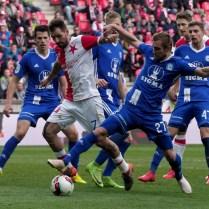 11.03.2018 / sport / fotbal / HET liga / Slavia Praha / FC Olomouc / FOTO CPA