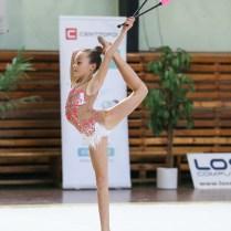 Ústecký Pohár 2018 v moderní gymnastice