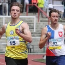 24.6.2018 Praha / sport / atletika / mistrovství České republiky juniorů a dorostu. FOTO CPA