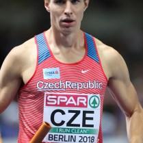 11.8.2018 / Berlin / sport / atletika / ME atletika Berlin/ FOTO: CPA
