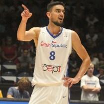 Česká republika Rusko kvalifikace na MS v Čině basketbal Satoransky Tomasfoto CPA