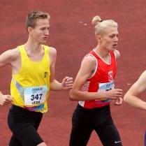 22.9.2018 Jablonec nad Nisou sport atletika MCR mistrovství Ceske republiky zaku a zakyn FOTO CPA