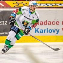 V pátek 5. října 2018 se v Karlovarské KV Aréně odehrál hokejový zápas 7. kola TipSport Extraligy ledního hokeje mezi celky HC Energie Karlovy Vary a Bílí Tygři Liberec. ROMAN TUROVSKÝ
