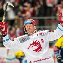 V neděli 28. října 2018 se v Třinecké Werk Aréně odehrál hokejový zápas 14. kola TipSport Extraligy ledního hokeje mezi celky HC Oceláři Třinec a PSG Berani Zlín. ROMAN TUROVSKÝ