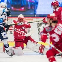 V neděli 2. prosince 2018 se v plzeňské Home Monitoring Aréně odehrál hokejový zápas 24. kola TipSport Extraligy ledního hokeje mezi celky HC Škoda Plzeň a HC Oceláři Třinec. ROMAN TUROVSKÝ