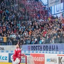 V sobotu 13. dubna 2019 se v plzeňské Home Monitoring Aréně odehrál 6. zápas semifinále Generali Play off Tipsport Extraligy ledního hokeje mezi celky HC Škoda Plzeň a HC Oceláři Třinec. ROMAN TUROVSKÝ