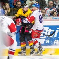 Ve středu 17. dubna 2019 se v Realistic ARENA odehrál zápas Euro Hockey Challenge mezi celky Česká Repurlika a Německo. ROMAN TUROVSKÝ