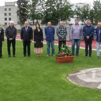 Memorial Ludvika Danka Turnov PHOTO BY CPA