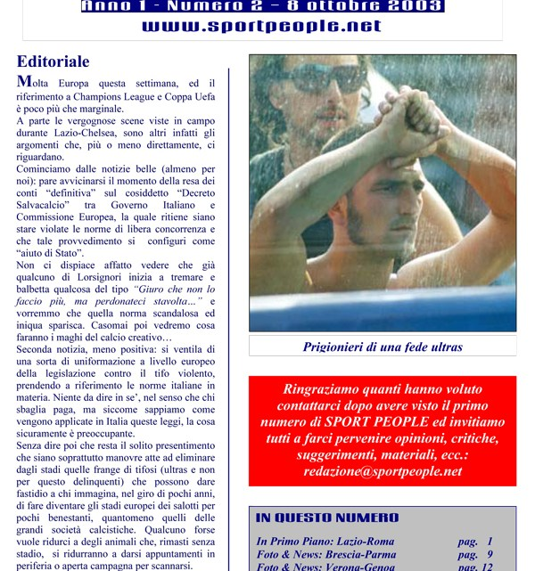 Copertina n° 2003-02