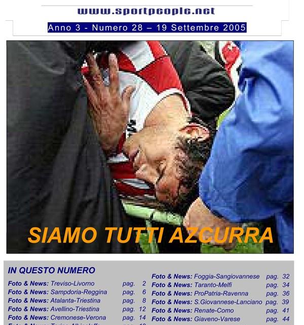 Copertina n° 2005-28