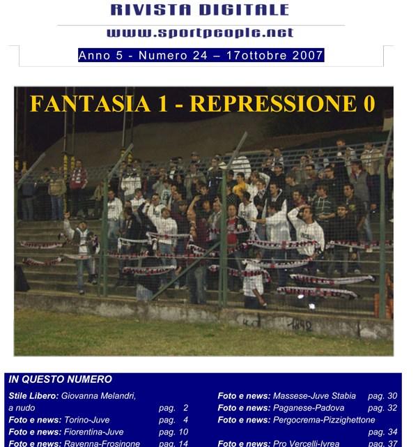 Copertina n° 2007-24