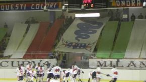 Milano-Vipiteno 3-2, Elite A hockey 2013/14