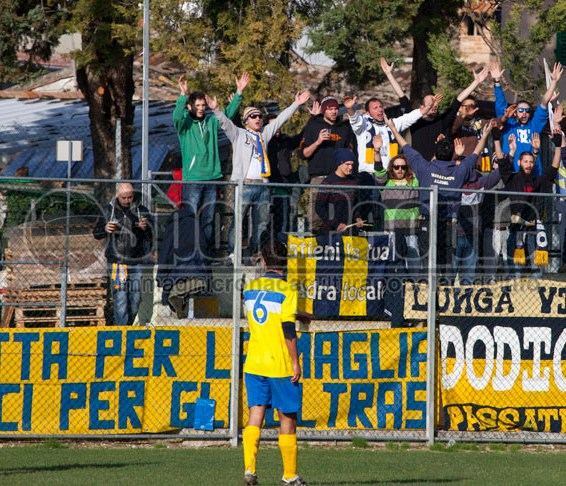 Passatempese-Marotta 2-1, Promozione Marce 2013/14