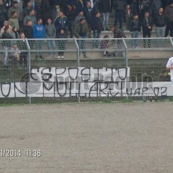 Afragolese- Casavatore 2-1, Prima Categoria Campania 2013/14