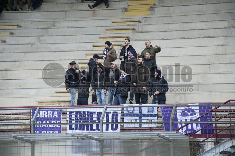 Arezzo-Ostiamare 0-0, Serie D/E 2013/14