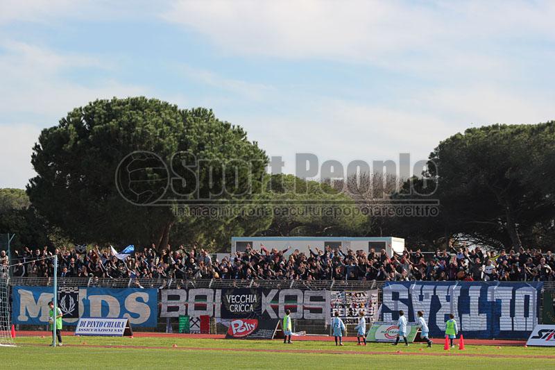 Terracina-Sora 1-2, Serie D/G 2013/14