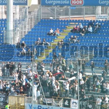 Novara-Spezia 2-0, Serie B 2013/14