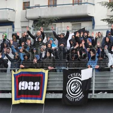 Carpi-Cesena 1-2, Serie B 2013/14