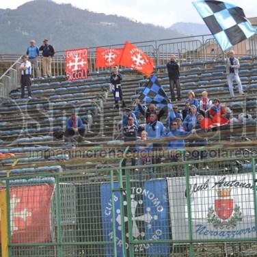 Paganese-Pisa 0-1, Lega Pro 1/B 2013/14