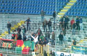 Novara-Ternana 1-1, Serie B 2013/14