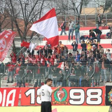 Vis Pesaro-Recanatese 1-3, Serie D/F 2013/14