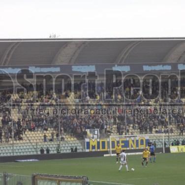 Modena-Latina 4-0, Serie B 2013/14