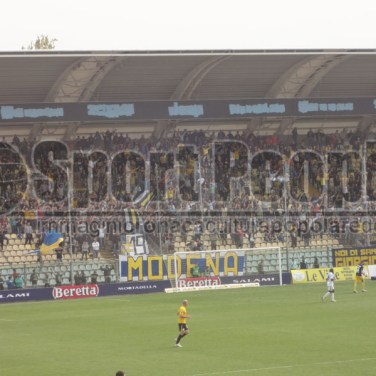 Modena-Juve Stabia 4-2, Serie B 2013/14