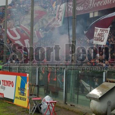 Salernitana-Catanzaro 0-0, Lega Pro 1/B 2013/14