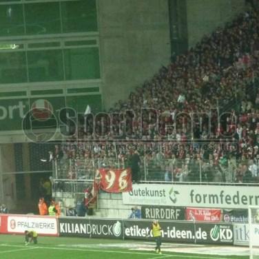 Kaiserslautern-Colonia 0-0, 2. Bundesliga Tedesca 2013/14