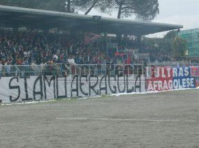 Afragolese-Don Guanella 1-0, I Categoria Campana 2013/14