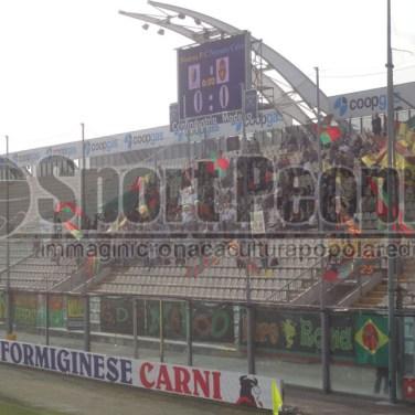 Modena-Ternana 3-3, Serie B 2013/14